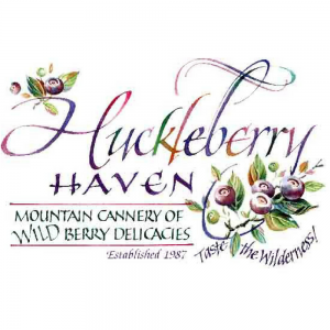 Huckleberry Haven Logo
