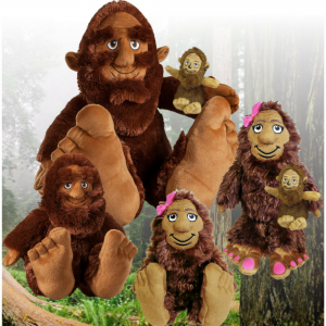 The Stuffed Animal House Squatch
