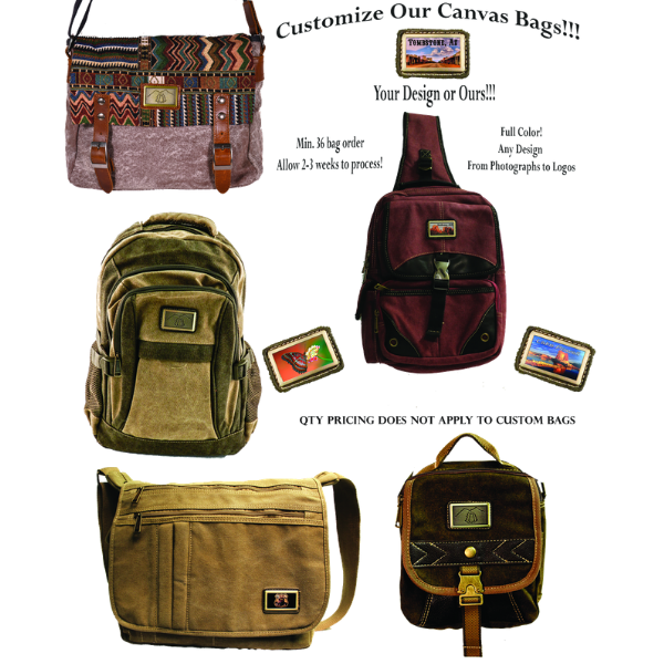 The Prairie Schooner Bags