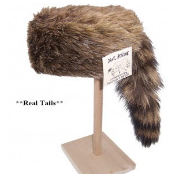 Ridgeway Coonskin Hat