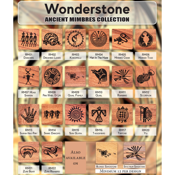 Wonderstone Ancient Nimbres Collection