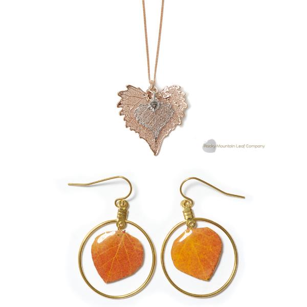 Rocky Mtn Leaf Company Jewelry