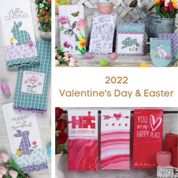 Kay Dee Designs 2022 Valentine and Easter